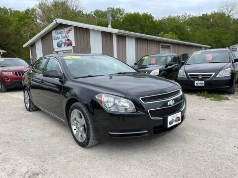 2011 Chevrolet Malibu for sale at Victor's Auto Sales Inc. in Indianola IA
