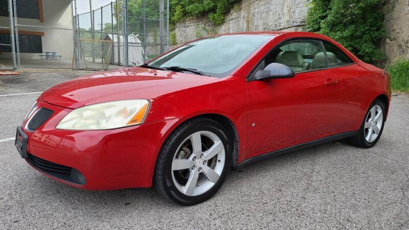 2007 Pontiac G6 for sale at Green Life Auto, Inc. in Nashville TN