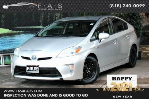 2013 Toyota Prius for sale at Best Car Buy in Glendale CA