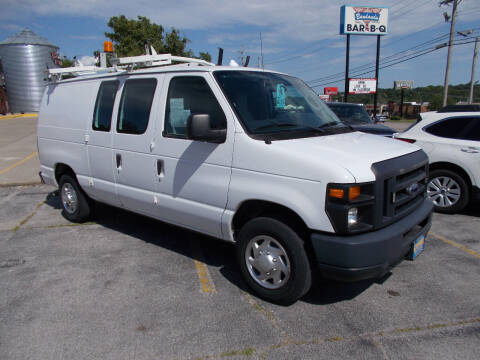 2013 Ford E-Series Cargo for sale at Governor Motor Co in Jefferson City MO