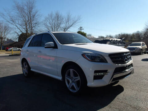 2015 Mercedes-Benz M-Class for sale at TAPP MOTORS INC in Owensboro KY