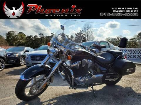2010 Honda Fury for sale at Phoenix Motors Inc in Raleigh NC