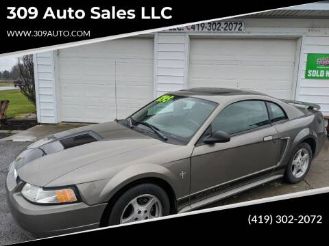 2002 Ford Mustang for sale at 309 Auto Sales LLC in Harrod OH