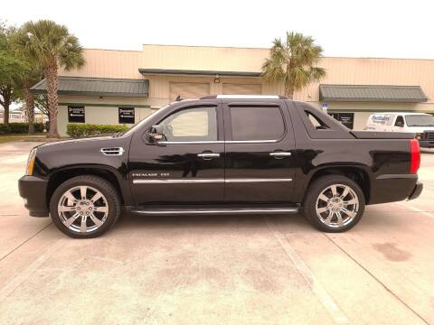 2011 Cadillac Escalade EXT for sale at Monaco Motor Group in Orlando FL