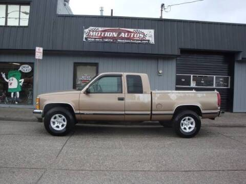 1997 Chevrolet C/K 1500 Series for sale at Motion Autos in Longview WA