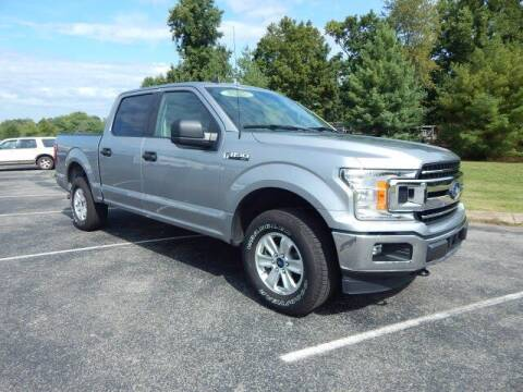 2020 Ford F-150 for sale at BEAMAN TOYOTA in Nashville TN
