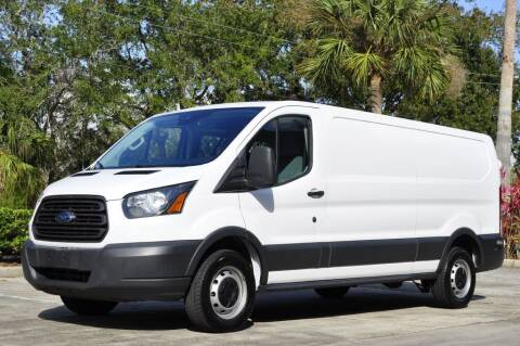 2016 Ford Transit Cargo for sale at Vision Motors, Inc. in Winter Garden FL