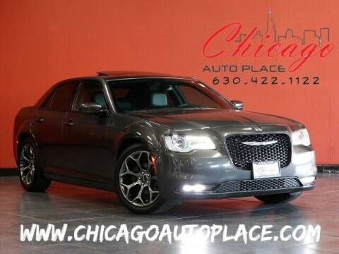 2017 Chrysler 300 for sale at Chicago Auto Place in Bensenville IL