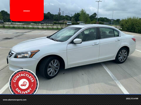 2011 Honda Accord for sale at ABS Motorsports in Houston TX