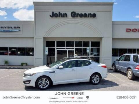 2013 Kia Optima for sale at John Greene Chrysler Dodge Jeep Ram in Morganton NC
