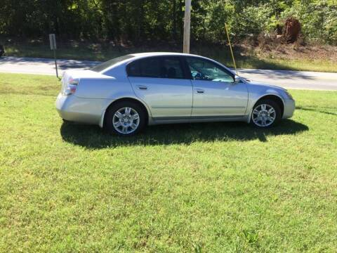 2005 Nissan Altima for sale at Mocks Auto in Kernersville NC