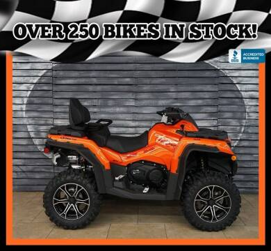 2021 CF Moto Cforce 800 XC for sale at AZMotomania.com in Mesa AZ