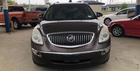 2008 Buick Enclave for sale at Ghazal Auto in Sturgis MI