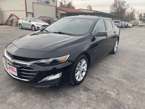 2019 Chevrolet Malibu for sale at Bryans Car Corner in Chickasha OK