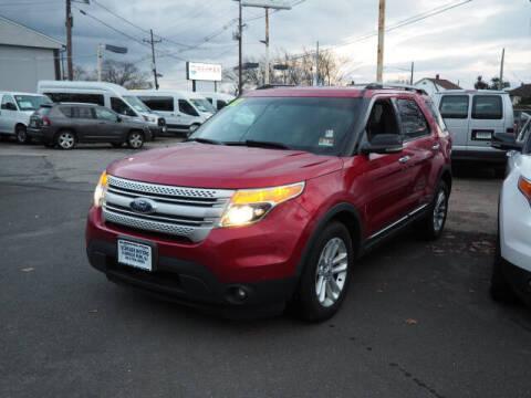 2012 Ford Explorer for sale at Scheuer Motor Sales INC in Elmwood Park NJ