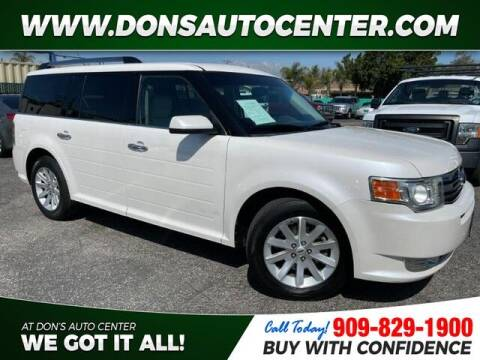2009 Ford Flex for sale at Dons Auto Center in Fontana CA
