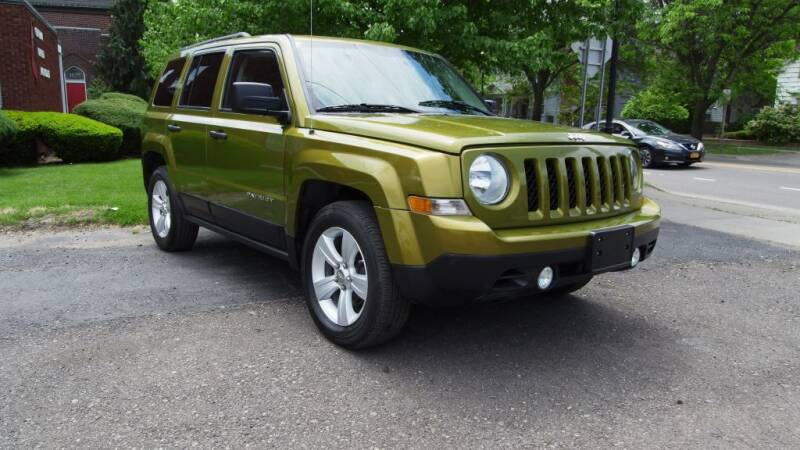 2012 Jeep Patriot for sale at Just In Time Auto in Endicott NY