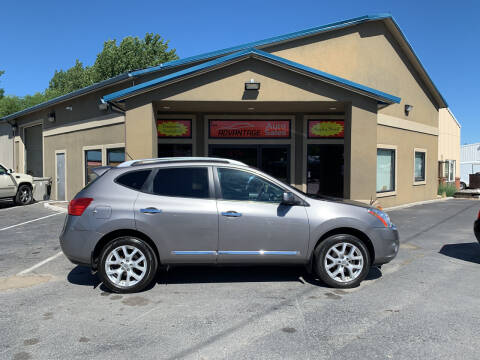2013 Nissan Rogue for sale at Advantage Auto Sales in Garden City ID