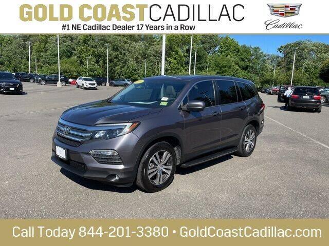 2016 Honda Pilot for sale at Gold Coast Cadillac in Oakhurst NJ