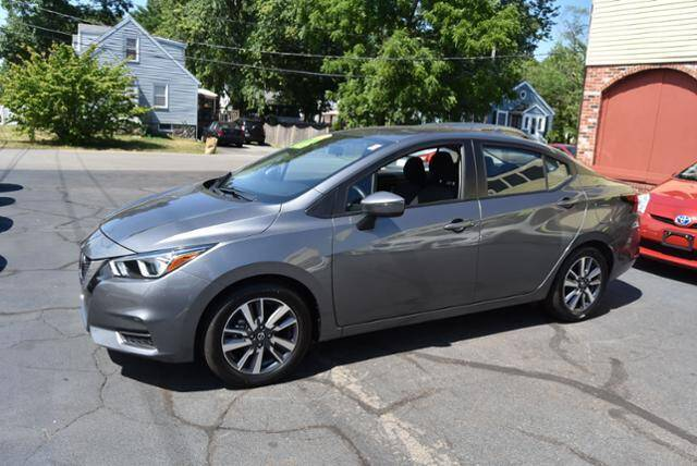 2020 Nissan Versa for sale at Absolute Auto Sales, Inc in Brockton MA