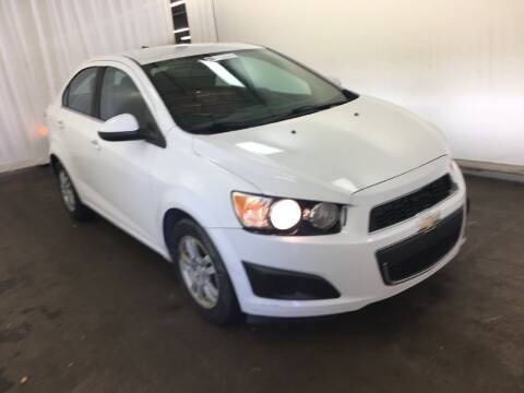 2014 Chevrolet Sonic for sale at Doug Dawson Motor Sales in Mount Sterling KY
