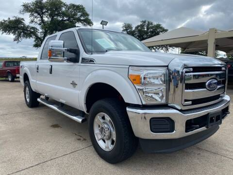 2015 Ford F-250 Super Duty for sale at Thornhill Motor Company in Hudson Oaks, TX