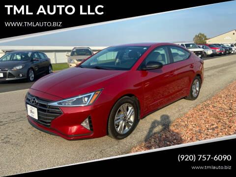 2019 Hyundai Elantra for sale at TML AUTO LLC in Appleton WI