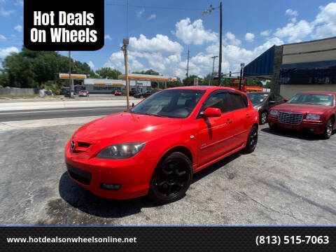 2008 Mazda MAZDA3 for sale at Hot Deals On Wheels in Tampa FL