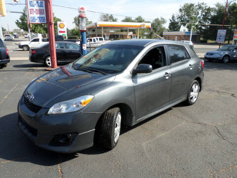 2010 Toyota Matrix for sale at Premier Auto in Wheat Ridge CO