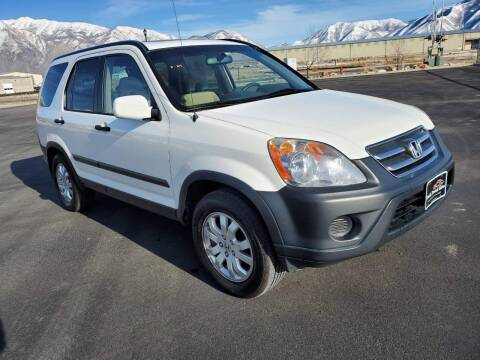 2006 Honda CR-V for sale at FRESH TREAD AUTO LLC in Springville UT