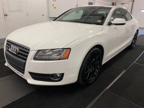 2012 Audi A5 for sale at TOWNE AUTO BROKERS in Virginia Beach VA