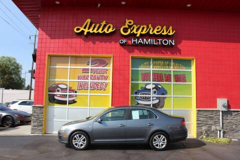 2007 Volkswagen Jetta for sale at AUTO EXPRESS OF HAMILTON LLC in Hamilton OH