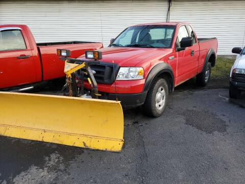 2007 Ford F-150 for sale at CRYSTAL MOTORS SALES in Rome NY