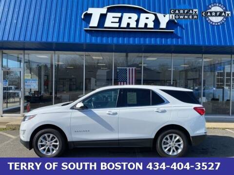 2020 Chevrolet Equinox for sale at Terry of South Boston in South Boston VA