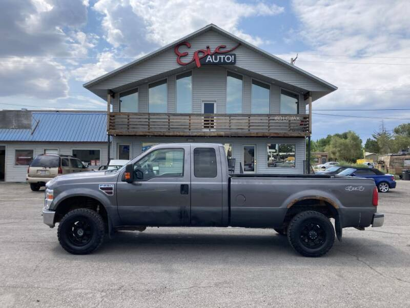 2008 Ford F-250 Super Duty for sale at Epic Auto in Idaho Falls ID
