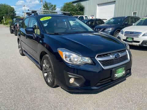 2014 Subaru Impreza for sale at Vermont Auto Service in South Burlington VT