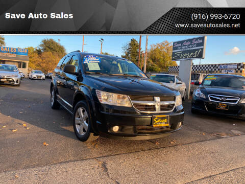 2010 Dodge Journey for sale at Save Auto Sales in Sacramento CA