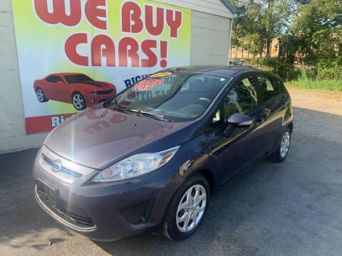 2013 Ford Fiesta for sale at Right Price Auto Sales in Murfreesboro TN