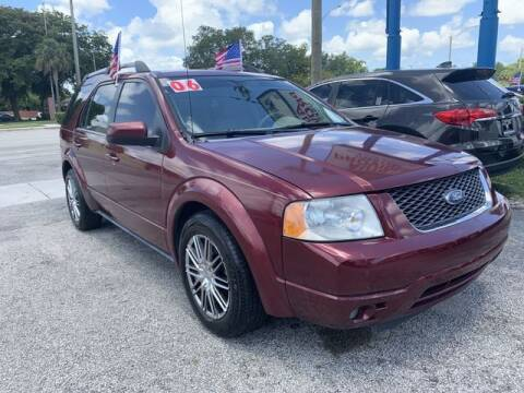 2006 Ford Freestyle for sale at AUTO PROVIDER in Fort Lauderdale FL
