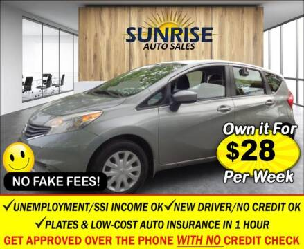 2015 Nissan Versa Note for sale at AUTOFYND in Elmont NY