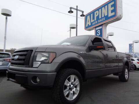2009 Ford F-150 for sale at Alpine Auto Sales in Salt Lake City UT