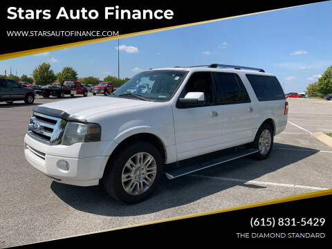 2011 Ford Expedition EL for sale at Stars Auto Finance in Nashville TN
