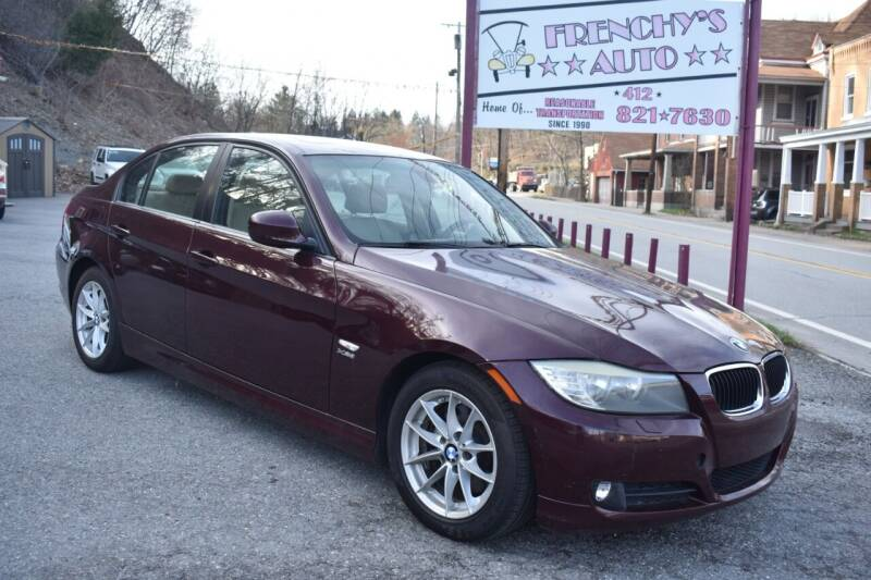 2010 BMW 3 Series for sale at Frenchy's Auto LLC. in Pittsburgh PA