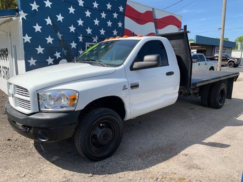 2007 Dodge Ram Chassis 3500 for sale at The Truck Lot LLC in Lakeland FL