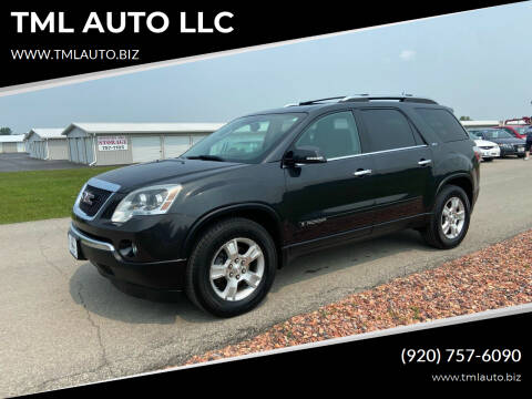 2007 GMC Acadia for sale at TML AUTO LLC in Appleton WI