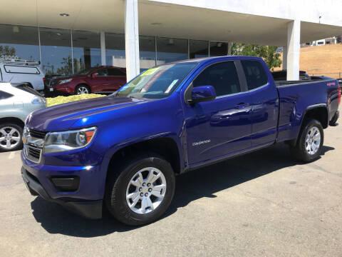 2015 Chevrolet Colorado for sale at Autos Wholesale in Hayward CA