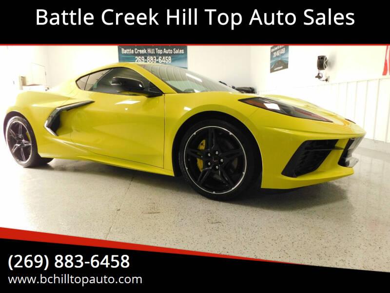 2020 Chevrolet Corvette for sale in Battle Creek, MI