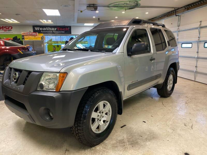 2006 Nissan Xterra for sale at Ginters Auto Sales in Camp Hill PA
