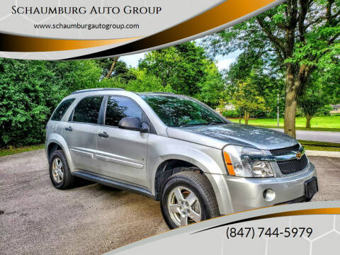 2008 Chevrolet Equinox for sale at Schaumburg Auto Group in Schaumburg IL