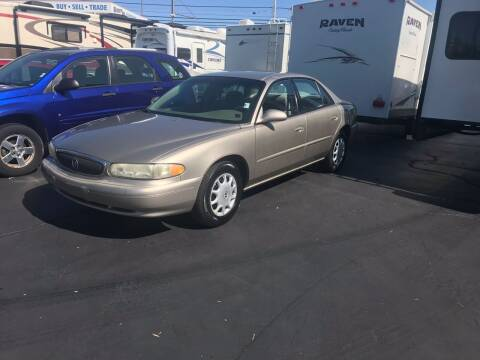 2003 Buick Century for sale at Blue Bird Motors in Crossville TN